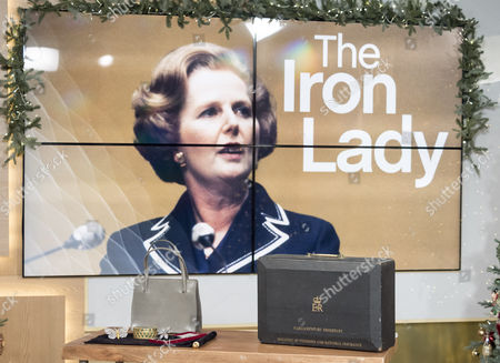 Items that belonged to Baroness Margaret Thatcher
