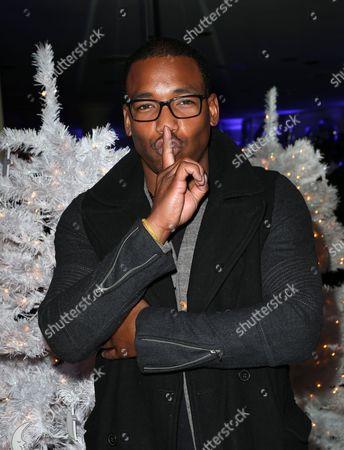 Editorial picture of Casper+ NCLUSIVE Winter Wonderland, Los Angeles, America - 13 Dec 2015