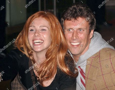 Stock Photo of Monica Ward and Bez