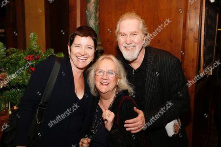 Kiki Ramos Gindler, Dawn Didawick and Harry Groener