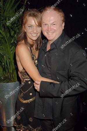 Julianne White and Mike Batt