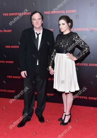 Quentin Tarantino, Courtney Hoffman