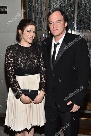 Courtney Hoffman, Quentin Tarantino