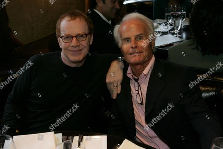 Danny Elfman and Richard Zanuck
