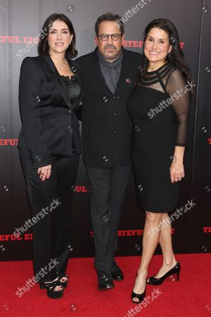 Stacey Sher, Richard N. Gladstein and Shannon McIntosh, producers
