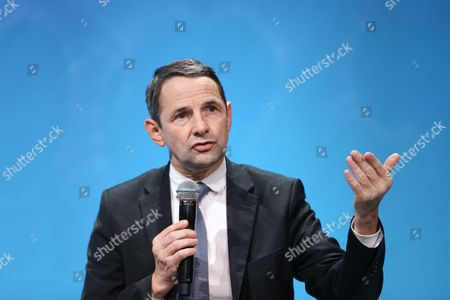French Junior minister for State Reform Thierry Mandon