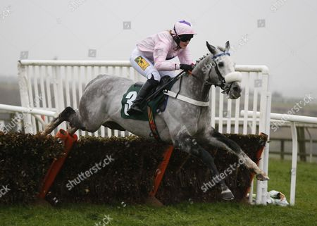 DANCEINTOTHELIGHT and Miss Abbey McCain (first Winner ) Win The racinguk.com Amateur Riders´ Handicap Hurdle for Trainer (dad) Donald McCain CATTERICK RACECOURSE