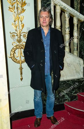 Stock Picture of French actor Eric Viellard