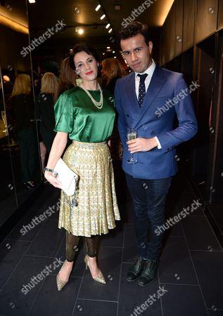Stock Picture of Nicole Middleton and Robbie Da Silva
