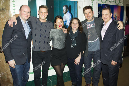 Mike Bartlett (Author), Max Bennett (Tony), Susannah Fielding (Isobel), Clare Lizzimore (Director), Marc Wootton (Thomas) and Nigel Lindsay (Carter)