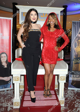 Ella-Jade Bitton and CeCe Sammy