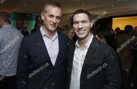 Peter Schlessel and Travis Knight