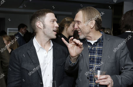 Travis Knight and Henry Selick