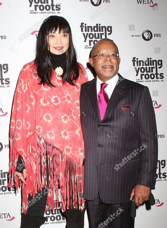 Irina Pantaeva and Henry Louis Gates Jr