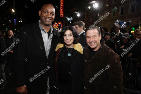 Broderick Johnson, Sue Kroll, Andrew Kosove