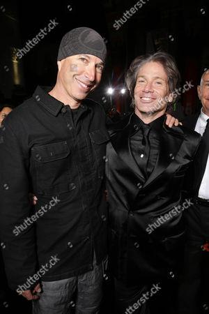 Editorial picture of 'Point Break' film premiere, Los Angeles, America - 15 Dec 2015