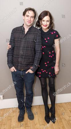 Owen McDonnell and Elizabeth McGovern