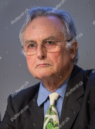 Stock Picture of Dr Richard Dawkins