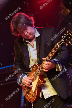 Stock Picture of Mick Taylor