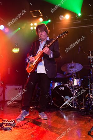 Editorial photo of Wave Makers: Fundraising concert held at Scala in aid of Project 0, London, Britain - 16 Dec 2015