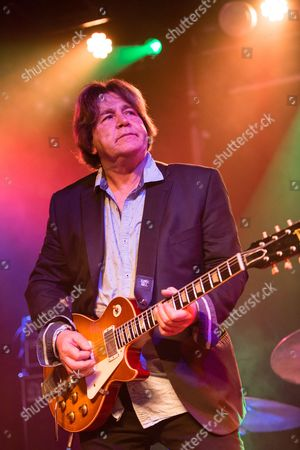 Stock Photo of Mick Taylor