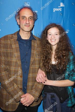 Stock Picture of Richard Katz (Ensemble) and Jessica Katz