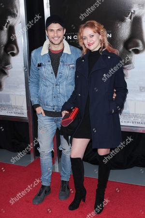 Editorial image of 'Concussion' film premiere, New York, America - 16 Dec 2015
