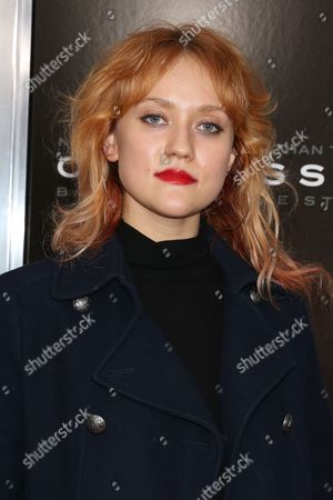 Stock Photo of Danielle Burgess