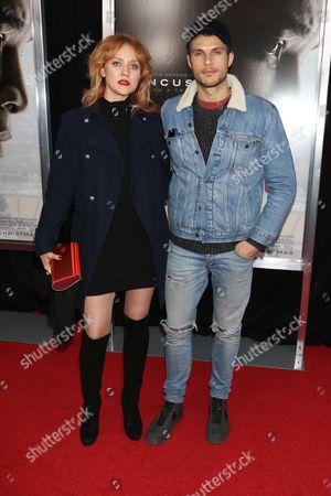 Editorial picture of 'Concussion' film premiere, New York, America - 16 Dec 2015