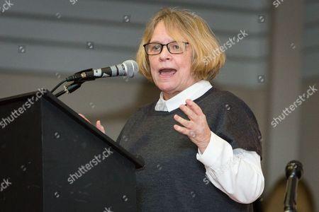 Convenor of Stop The War Coalition, Lindsey German