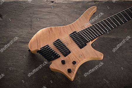 A Strandberg Boden 8 8-string Electric Guitar