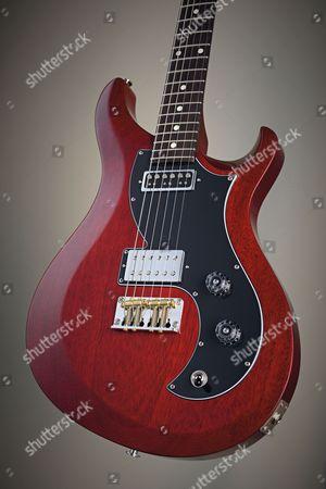 A Prs S2 Vela Electric Guitar
