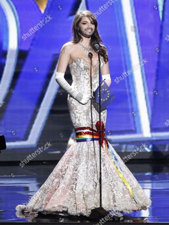 Editorial picture of Miss Universe Beauty Pageant, Las Vegas, America - 16 Dec 2015