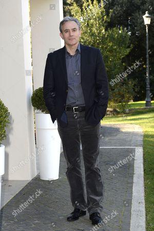 The director Giulio Ricciarelli