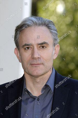 Stock Picture of The director Giulio Ricciarelli