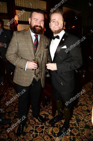 Editorial picture of Style for Soldiers Christmas Party, Spencer House, London, Britain - 17 Dec 2015