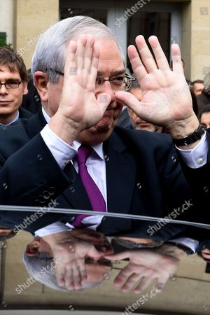Stock Picture of Jean-Paul Huchon