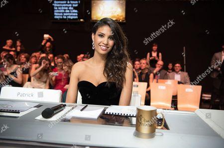 Miss France 2009 Chloe Mortaud
