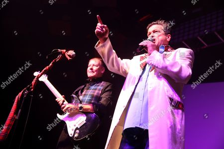 The Bay City Rollers - Alan Longmuir, Les McKeown
