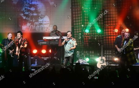 The Bay City Rollers - Les McKeown, Alan Longmuir and Stuart Wood