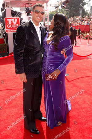 Al Reynolds and Star Jones