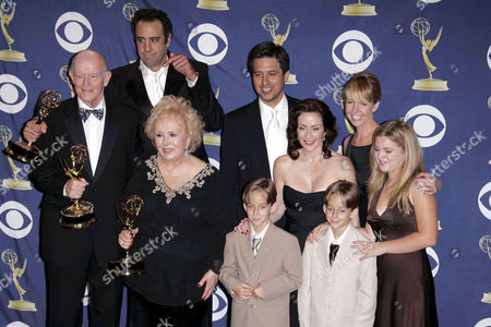 Editorial picture of 57TH EMMY AWARDS, SHRINE AUDITORIUM, LOS ANGELES, AMERICA - 18 SEP 2005