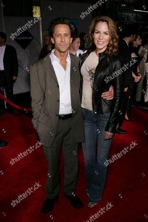 Brian Grazer and Gigi Rice