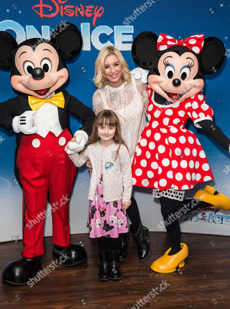 Editorial picture of Disney On Ice presents Worlds of Enchantment, London, Britain - 22 Dec 2015