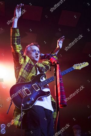 Stock Picture of Stuart John Wood - The Bay City Rollers