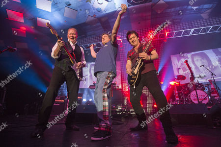 Alan Longmuir and Les McKeown - The Bay City Rollers,