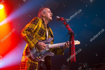 Stuart John Wood - The Bay City Rollers