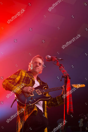 Editorial picture of The Bay City Rollers in concert at the Barrowlands, Glasgow, Scotland, Britain - 22 Dec 2015