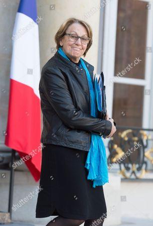 Editorial photo of Weekly Cabinet meeting at Elysee Palace, Paris, France - 23 Dec 2015