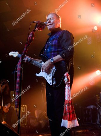 Editorial picture of The Bay City Rollers in concert at the Barrowland, Glasgow, Scotland, Britain - 23 Dec 2015